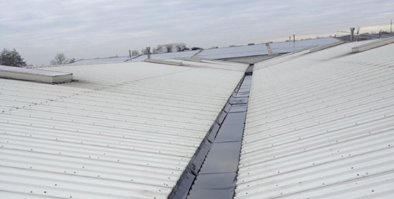 AB Roofing Solutions, Industrial Roofing