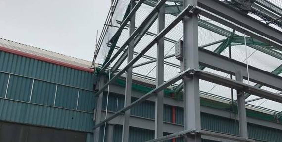 Industrial Over Cladding In Sheffield Uk Ab Roofing