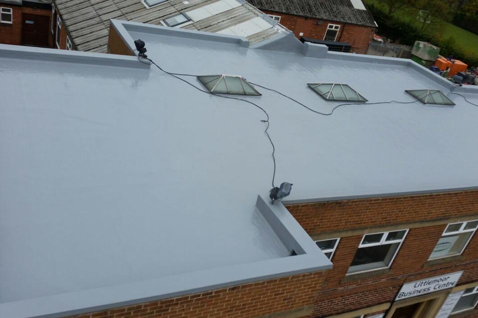 Gutter Lining Contractors Industrial Roofing Contractors