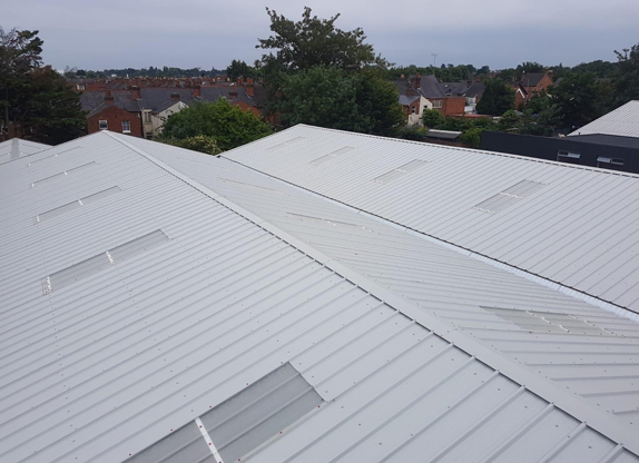 Industrial Roofing Contractors Amp Industrial Cladding In