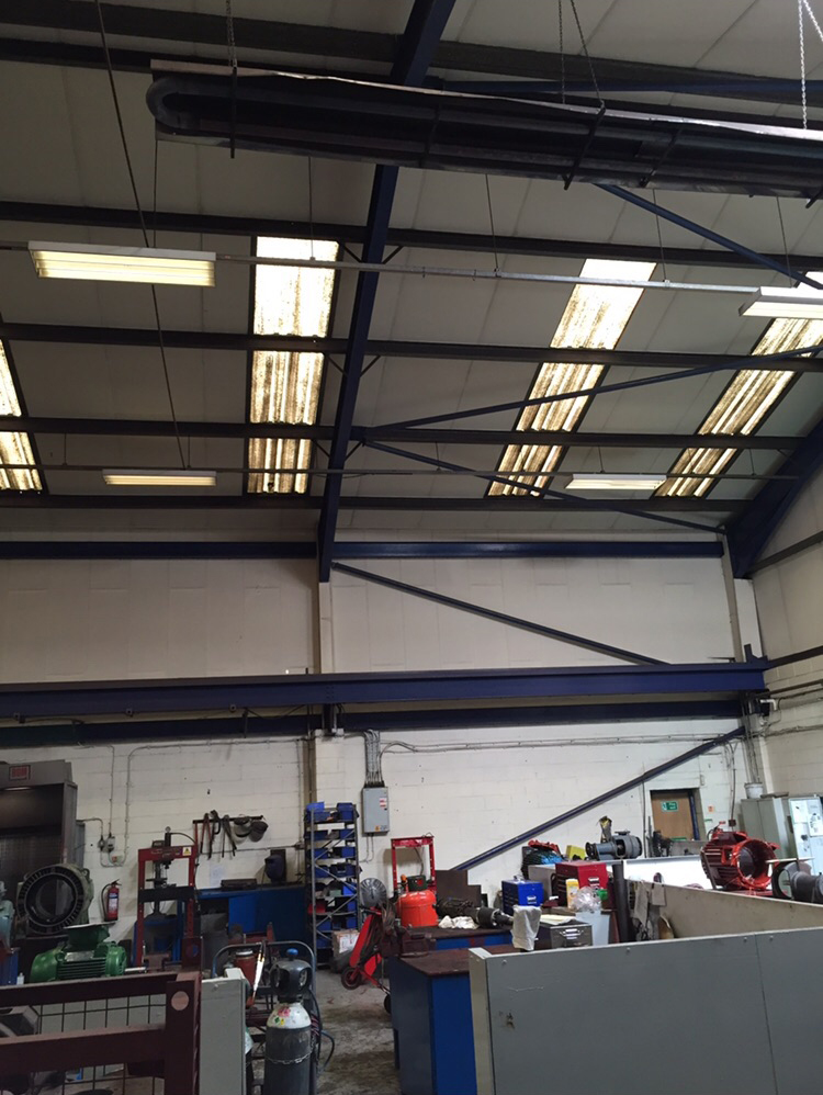 Industrial Roofing Projects Ab Roofing Solutions