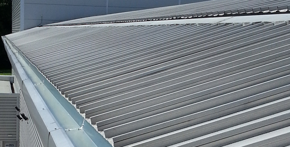 Industrial Gutter Lining In Sheffield Uk Ab Roofing