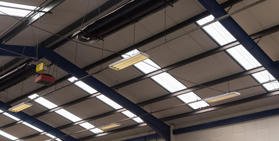 Industrial Skylights Amp Roof Lights In Sheffield Uk Ab Roofing Solutions
